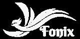 Fonix Lashes White Logo (2)