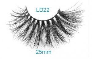 25mm mink lashes LD22 web